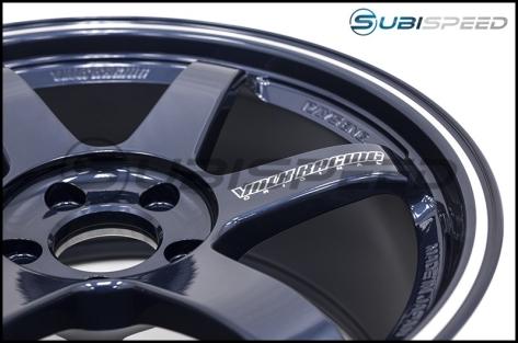 Volk TE37 RT Forged Mag Blue 18x9.5 +38 - 2015+ WRX / STI