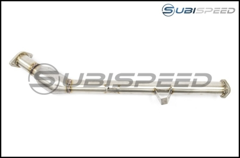 Motiv High Flow Cat Front Pipe (Stainless) - 2013+ FR-S / BRZ / 86
