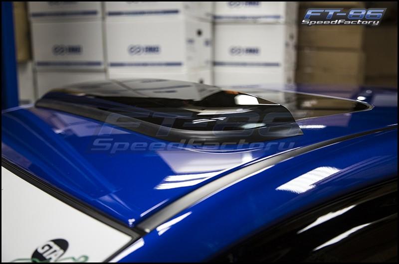 Subaru Moon Roof Air Deflector
