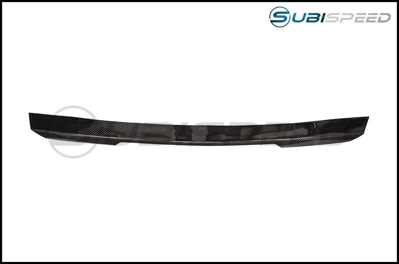 OLM Carbon Fiber Gurney Flap For STI Spoiler