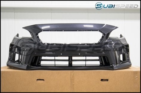 Subaru OEM Paint Matched 2018 WRX STI Front Bumper with