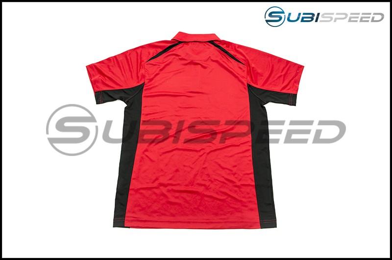 Subaru Men's STI Polo