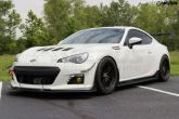 Verus Engineering UCW Rear Wing Kit - 2013+ FR-S / BRZ / 86