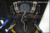Invidia Gemini R400 Quad Tip Cat-Back Exhaust - 2015-2020 Subaru WRX & STI