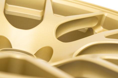 Apex Race Parts 17x9 +35 EC-7R Forged Satin Gold - 2013+ FR-S / BRZ / 86