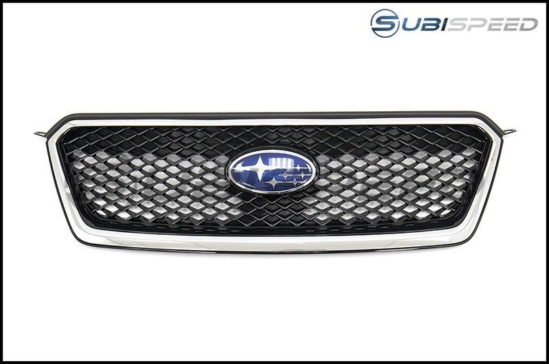 Subaru OEM Front Grille Sport Mesh