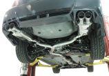 Perrin Cat Back Exhaust (Resonated) - 2011+ WRX / 2011+ STI