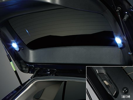 Subaru JDM Rear Hatch Lighting Kit - 17+ Impreza 5D