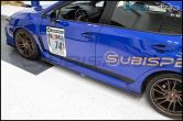 Sticker Fab 3D Carbon Lower Door Protection - 2015-2020 WRX & STI