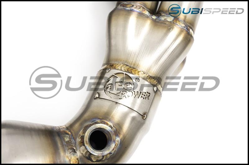 aFe Catted Twisted Steel Header - 2013+ FR-S / BRZ / 86
