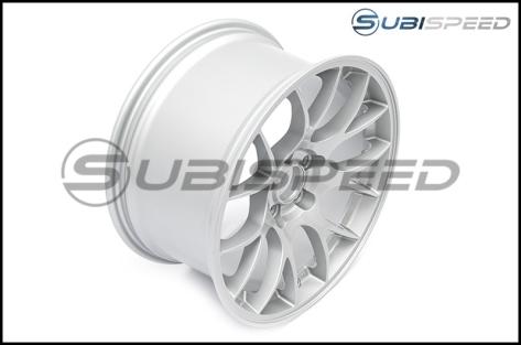 Miro Type 112 Wheels 18x9.5 +40mm (Silver) - 2015+ WRX / 2015+ STI