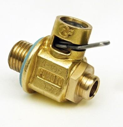 Fumoto Quick Engine Oil Drain Valve