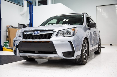 Diode Dynamics SS30 Amber Combo LED Light Bar Stage Series - 2016-2018 Forester