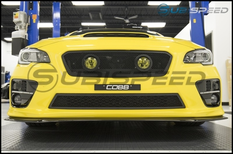 Subispeed Lower Grille for NBR Challenge Style Upper Grille - 2015-2017 WRX / 2015-2017 STI