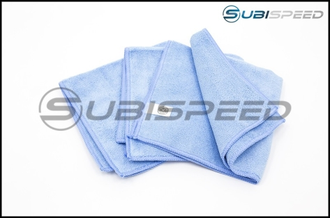 Chemical Guys Workhorse Blue Professional Grade Microfiber Towel 16