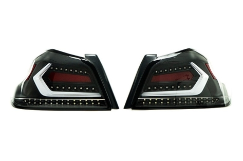 SubiSpeed Evolution Tail Lights by OLM - 2015+ WRX / 2015+ STI