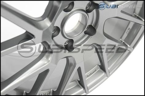 Enkei TM7 Storm Grey 18x9.5 +38mm - 2015+ WRX / 2015+ STI
