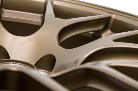 Apex Race Parts 18x9.5 +40 EC-7R Forged Satin Bronze - 2013+ FR-S / BRZ / 86