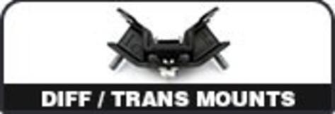Diff / Trans Mounts