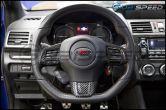 OLM LE Dry Carbon Fiber Steering Wheel Covers (Type 2) - 2016+ WRX / 2016+ STI