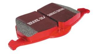 EBC Redstuff Brake Pads (Rear)