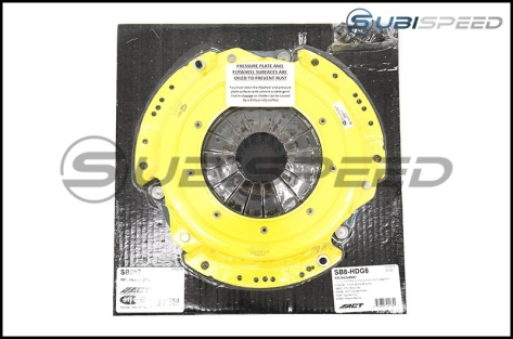 ACT 6 Puck Clutch Kit (Lightweight FW) - 2013+ FR-S / BRZ / 86