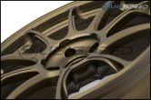 Volk ZE40 Bronze 18x9.5 +38 Face 2 - 2015+ WRX / 2015+ STI