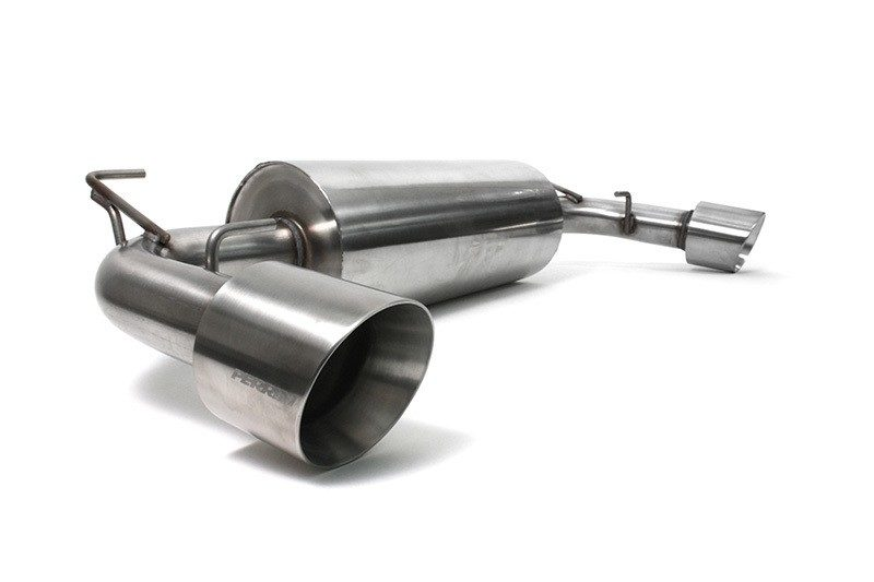 PERRIN 2.5 inch Cat-Back Exhaust