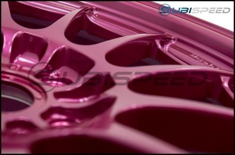 Enkei NT03+M 18x9.5 +40mm Magenta - 2015+ WRX / 2015+ STI