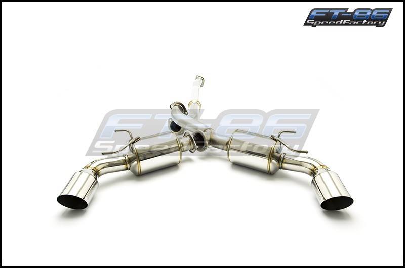 Greddy Evolution GT / Evo IV Exhaust