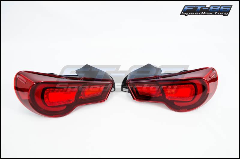 Tom's DOT Legal LED Tail Lights - 2013+ FR-S / BRZ / 86