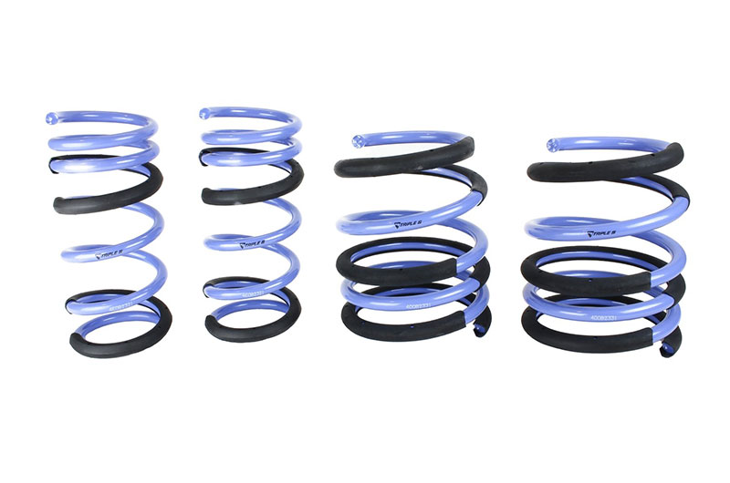 ISC Suspension 1.5 Inch Lift Springs