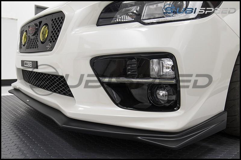 2018 Subaru OEM STI Front Lip Under Spoiler