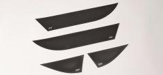 STI Inner Door Protectors Kit - 2017-2020 Subaru Crosstrek