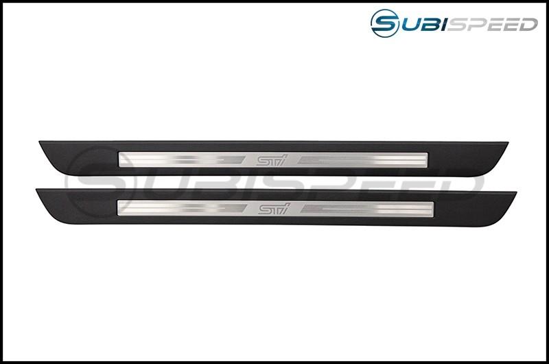 Subaru STI OEM Door Sills