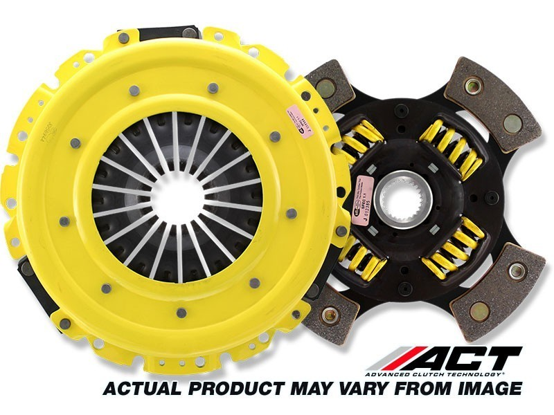 ACT 4 Puck Clutch Kit (Normal FW)