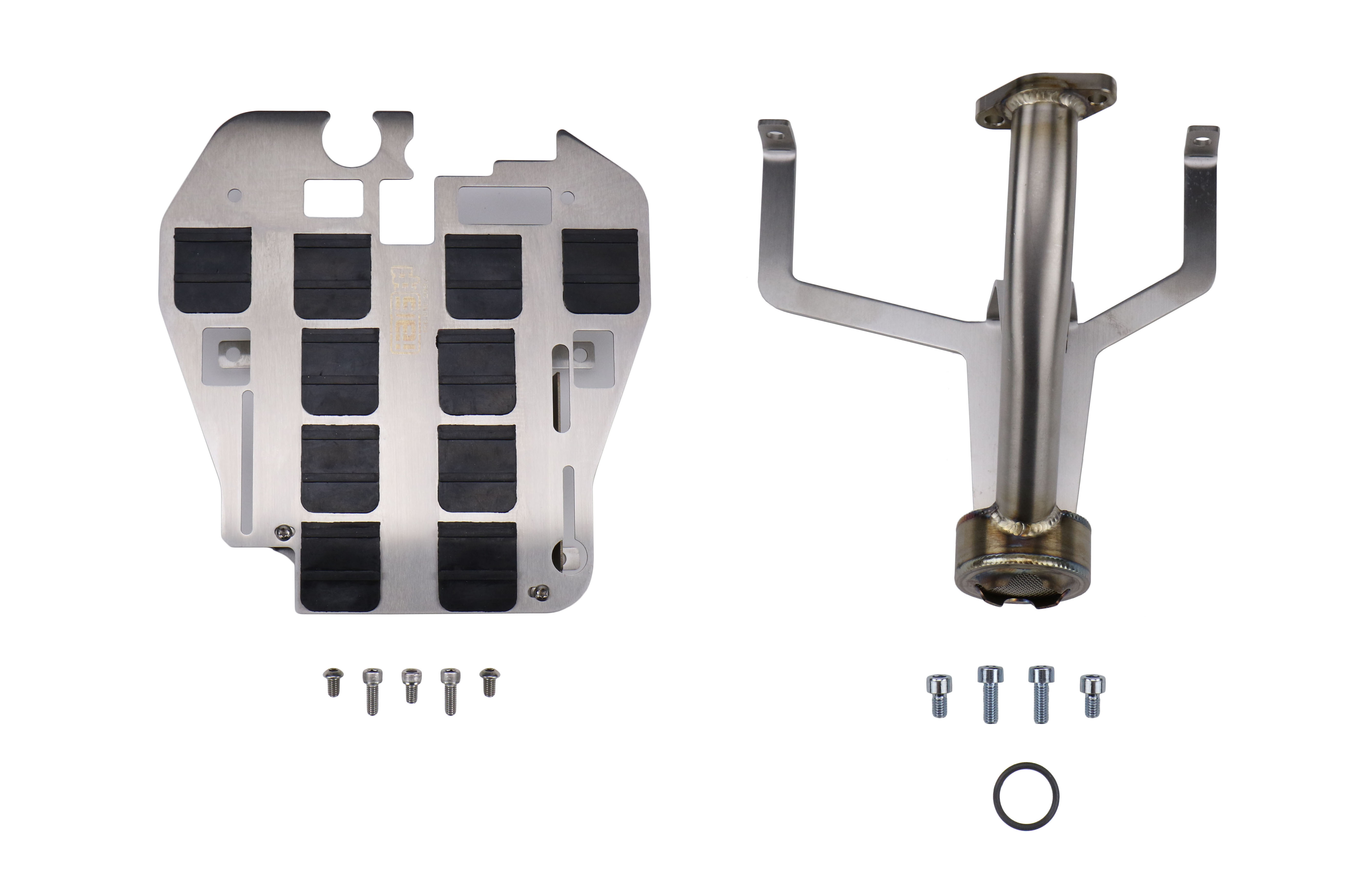 IAG Oil Control Baffle & Windage Tray + V2 SS Oil Pickup for EJ