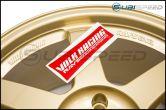 Volk TE37SL Gold 18x9.5 +40 - 2015+ WRX / 2015+ STI