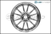 Cosmis Racing R1 18x9.5 +35mm Black Chrome - 2013+ FR-S / BRZ / 86 / 2014+ Forester