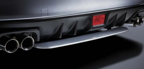 Subaru JDM Rear Fog Light Kit - 2015-2020 WRX & STI / 2013-2017 Crosstrek