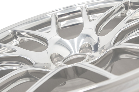 Apex Race Parts 18x9.5 +40 EC-7R Forged Polished - 2013+ FR-S / BRZ / 86