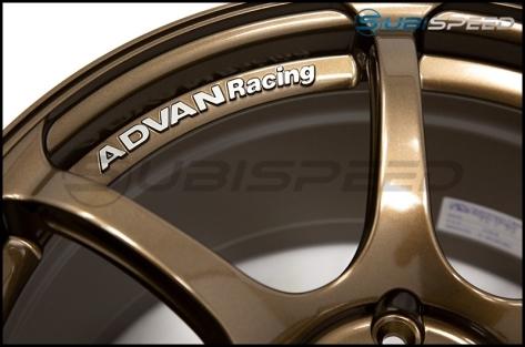 Advan RGIII Umber Bronze 18x9.5 +45 - 2015+ WRX / 2015+ STI