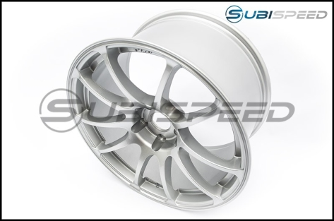 Miro Type 563 Wheels 18x9.5 +34mm (Silver) - 2015+ WRX / 2015+ STI