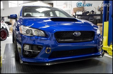 HT Autos Front Lip