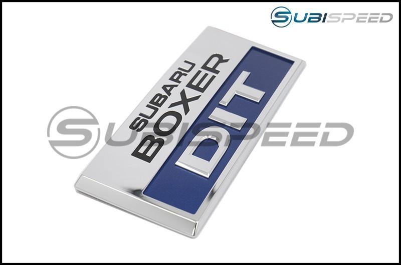 Subaru OEM JDM DIT Engine Cover Oranament