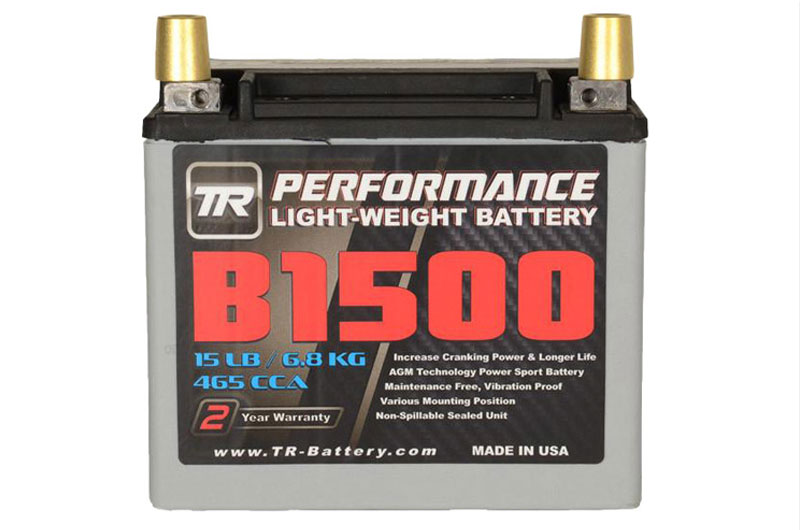 Tomioka Racing B1500 Lightweight Battery