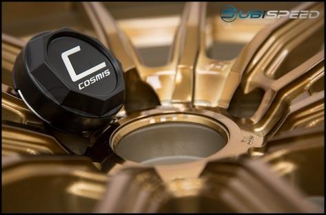 Cosmis Racing R1 18x9.5 +35mm Hyper Bronze