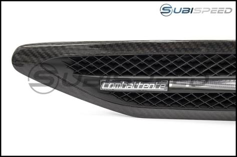 Intec Turn Signal Fender Carbon Fiber Inserts - 2013+ FR-S / BRZ / 86