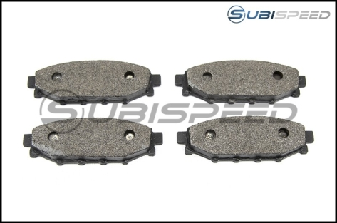 Carbotech XP10 Brake Pads - 2014+ Forester