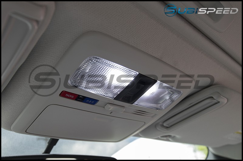OLM LED Interior Map / Dome Lights - 2014-2018 Subaru Forester